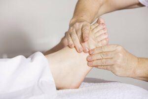 Morton's Neuroma Treatment Massage By Therapist