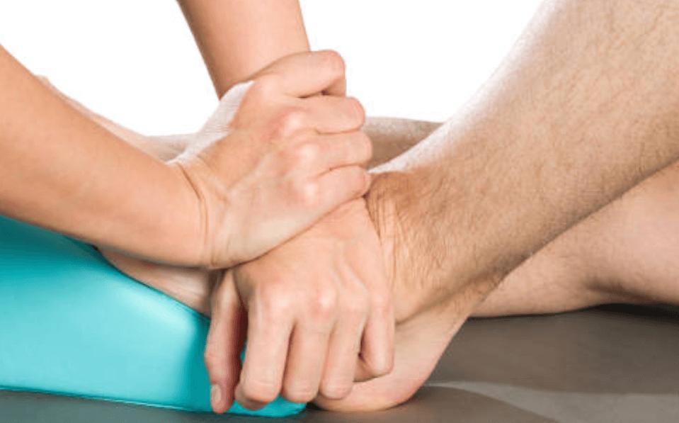 Morton's Neuroma Treatment Massage Featured Image