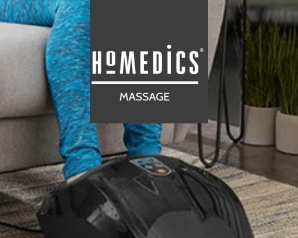 Homedics Foot Spa Heat