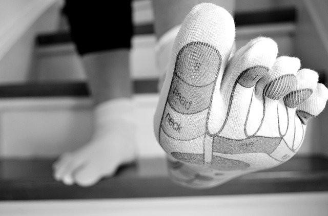 Toe Separator Socks